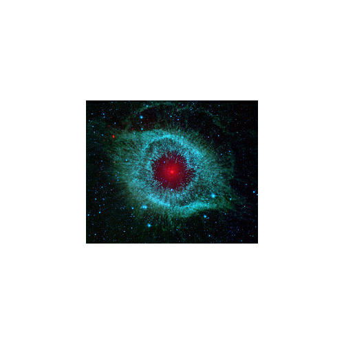 Normal_comets_kick_up_dust_in_helix_nebula_(pia09178)