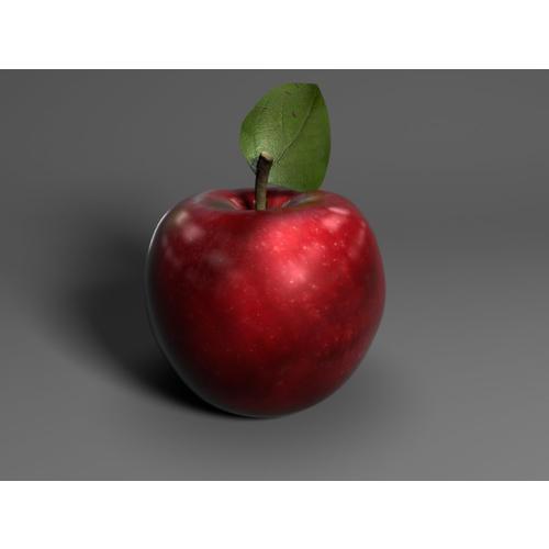 Normal_tasty_apple_by_zbyg