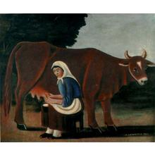 Thumb_pirosmani._woman_milking_a_cow